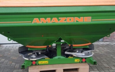 Fertilizer Sprayer Amazone