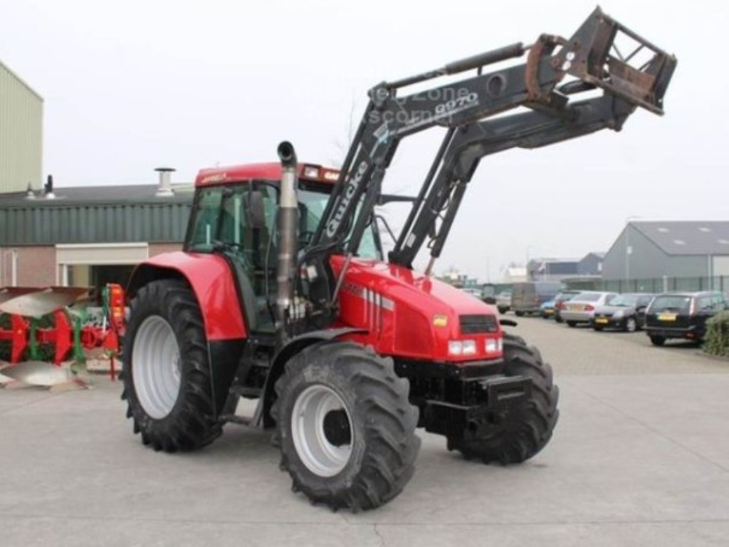 Case Tractor