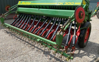 Sowing Machine Hassia