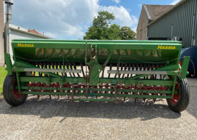 Hassia Sowing Machine
