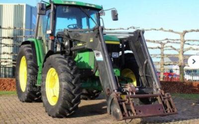 Tractor John Deere