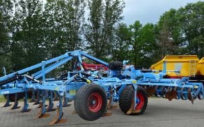 Cultivation Plough Lemken