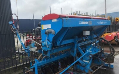 Seeding machine Lemken