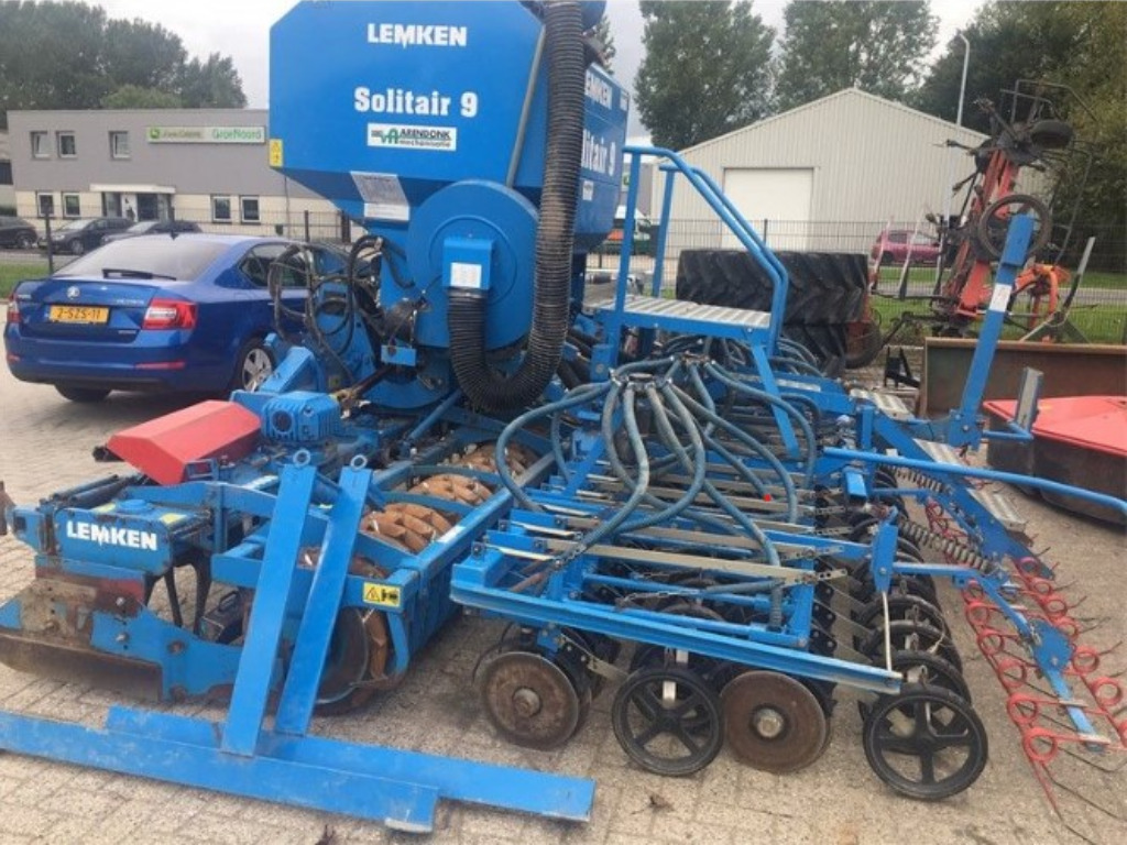 Lemken Seeding Machine
