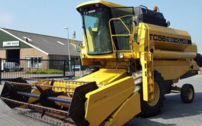 Harvester New Holland